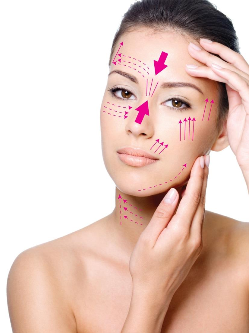 hilos tensores facial