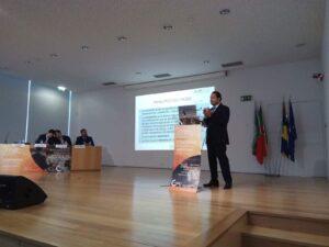 Dr. Alejandro Acuña en Congreso Medicina Estetica Portugués