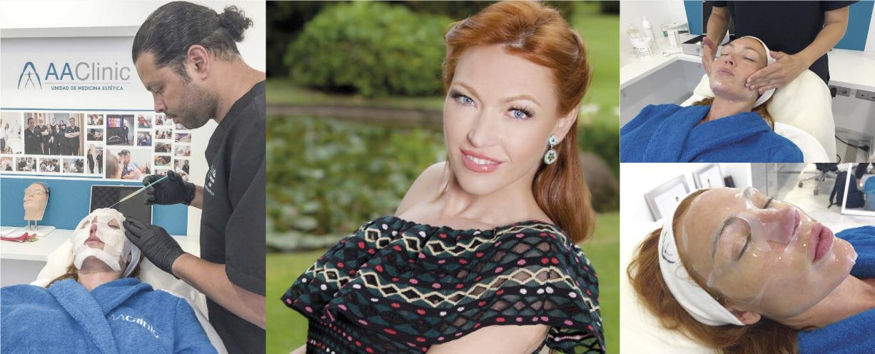 Silvia Fominaya confía en nosotros para cuidar su belleza